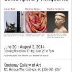 Contemporary Reliquaries_invite