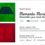 Memento Mori_invite