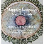 Mapping Language Opening @ Kootenay Gallery of Art